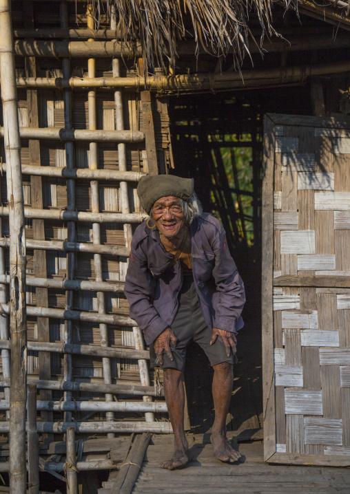 Old Chin Man, Mindat, Myanmar