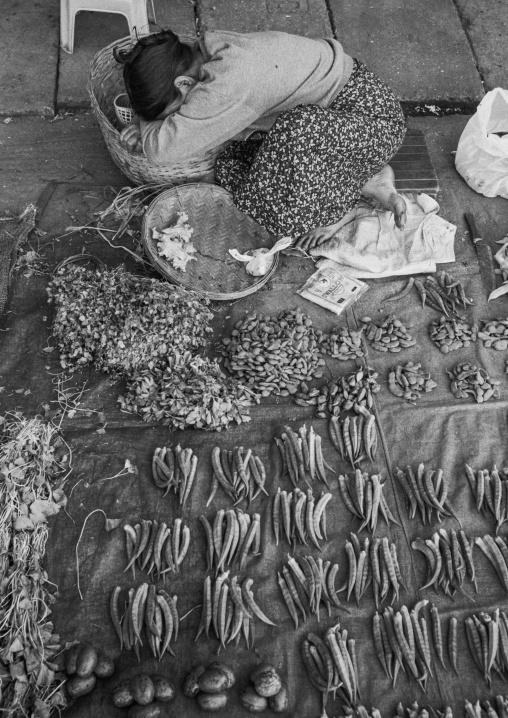Market Shop, Yangon, Myanmar