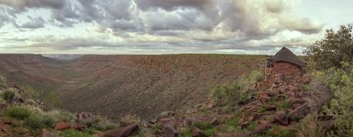 Grootberg Landscape, Namibia