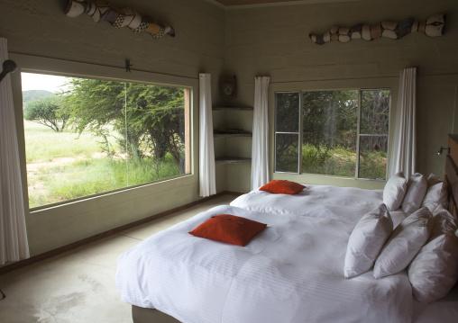 Hotel Room, Okonjima, Namibia