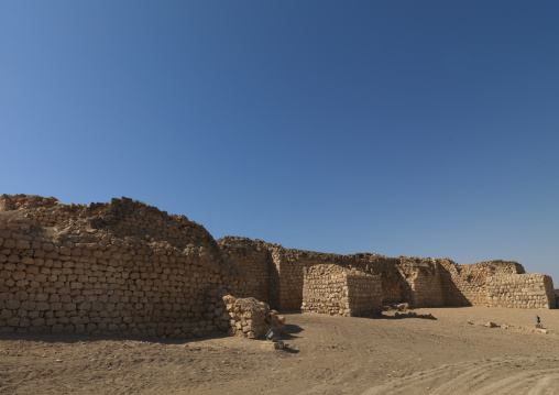 Khor Rori Or Khawr Rawri Site Built By Rocks, Taqa, Oman