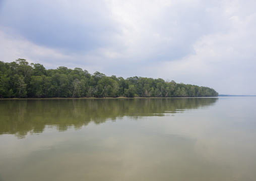 Panama, Darien Province, Boca Grande, Rio Tuira