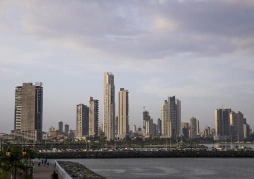 Panama, Province Of Panama, Panama City, City Skyline