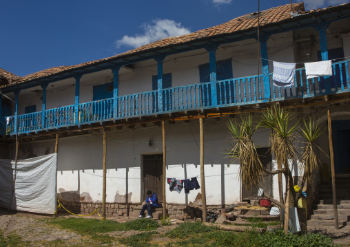 Old Colonial House, Cuzco, Peru