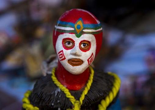 Ukuku Statue, Qoyllur Riti Festival, Peru