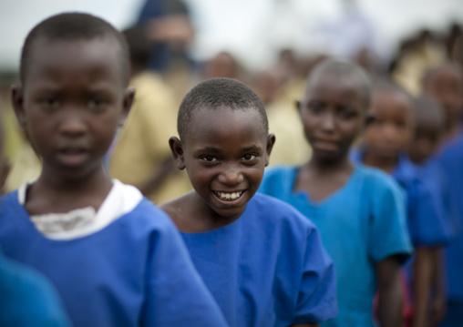 Gisenye school - rwanda, Lake Kivu, Gisenye, Rwanda