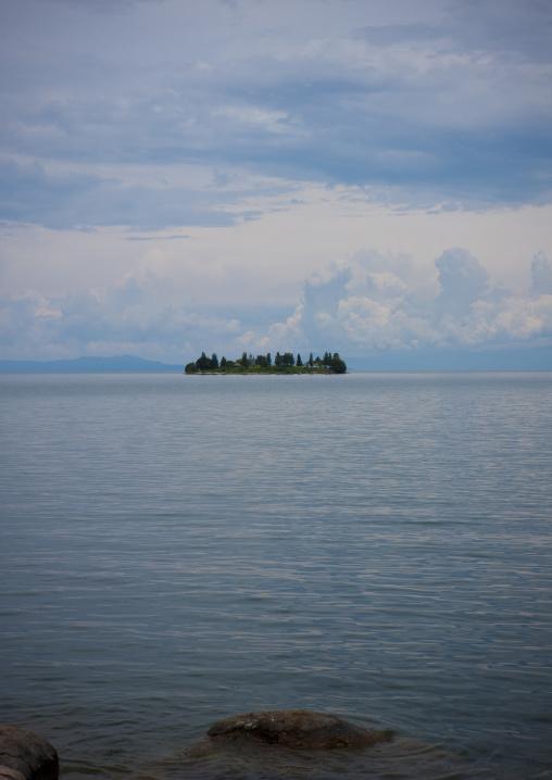 Island, Lake Kivu, Gisenye, Rwanda