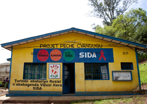 Cyangugu aids project office, Western Province, Rusizi, Rwanda