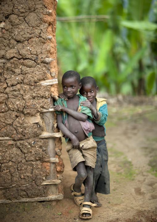 Batwa tribe in cyamudongo village  - rwanda
