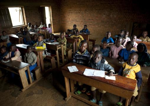 Primary school in gisakura - rwanda