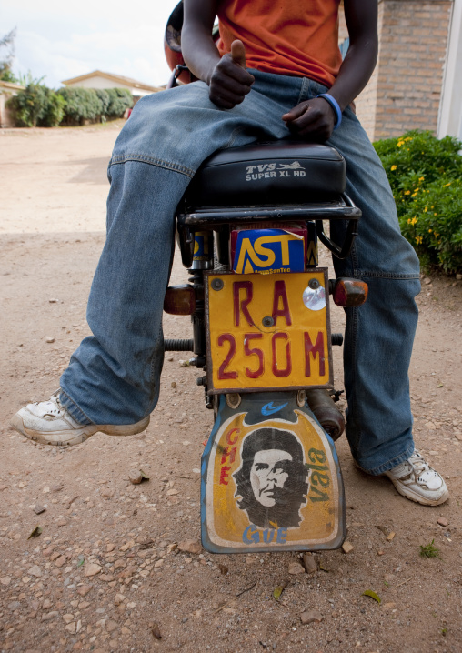 Motorbike - rwanda
