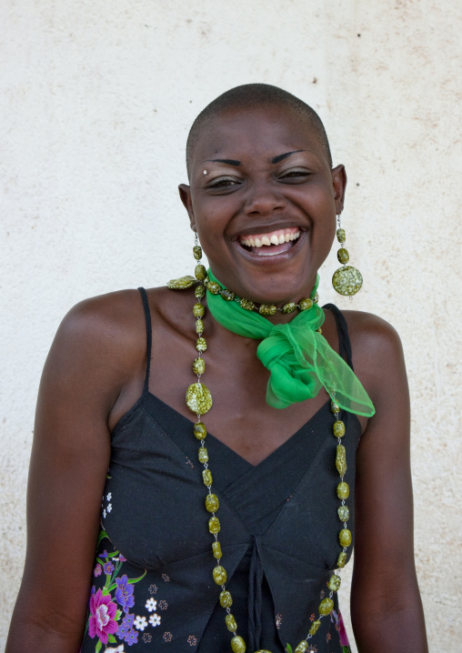Rwandan fashionnable beauty, Kigali Province, Kigali, Rwanda