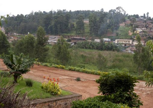 Gisozi genocide memorial site, Kigali Province, Kigali, Rwanda
