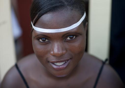 Rwandan beautiful woman, Kigali Province, Nyirangarama, Rwanda