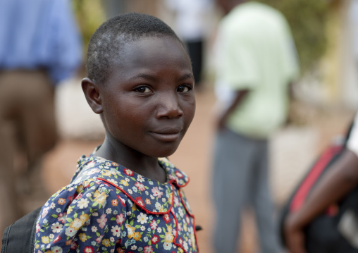 Kid in  nyirangarama village - rwanda