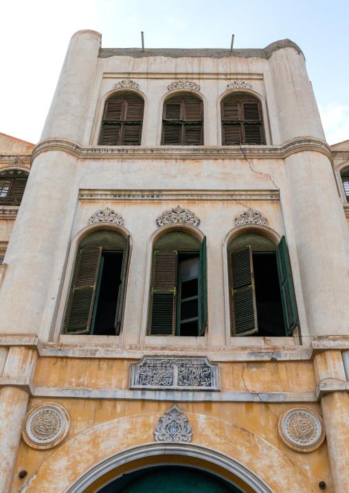 Kaki house, Mecca province, Taïf, Saudi Arabia