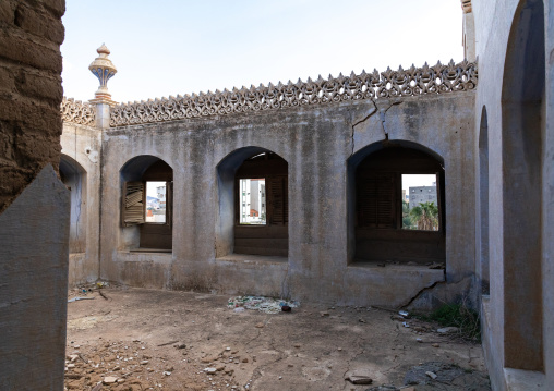 Al Kateb house, Mecca province, Taïf, Saudi Arabia