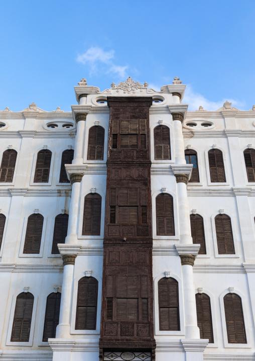 Shubra palace, Mecca province, Taïf, Saudi Arabia