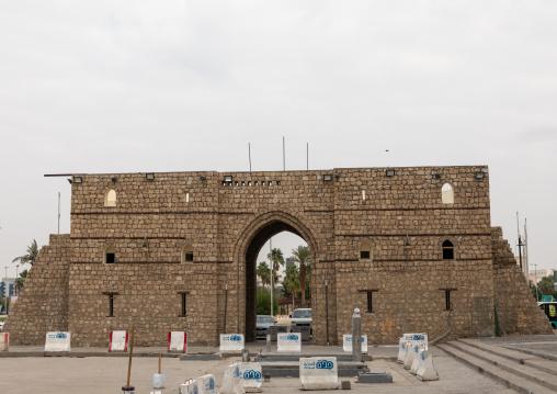 Old city gate, Mecca province, Jeddah, Saudi Arabia