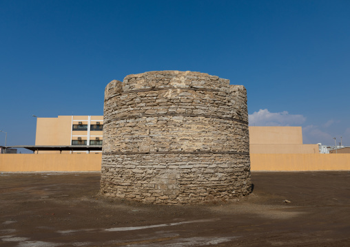Old abandonned mill, Mecca province, Al Qunfudhah, Saudi Arabia