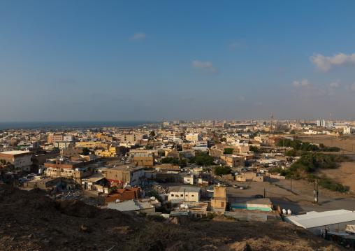 Cityscape, Jizan Province, Jizan, Saudi Arabia