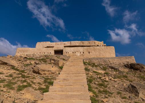 Qal'at al-Atrak ottoman castle, Red Sea, Farasan, Saudi Arabia