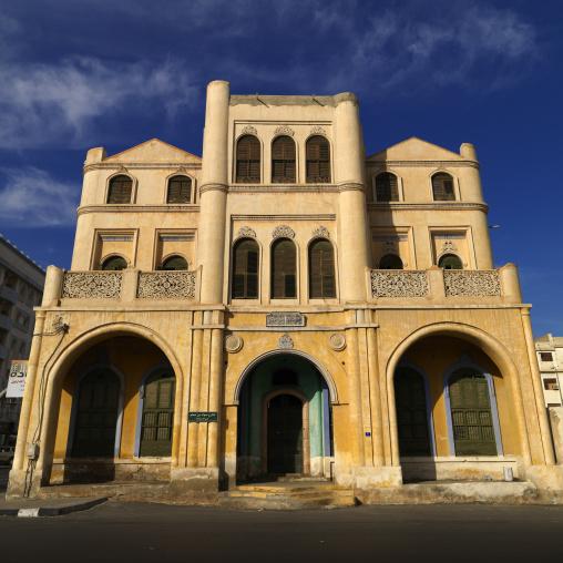 Kaki house, Mecca province, Taif, Saudi Arabia