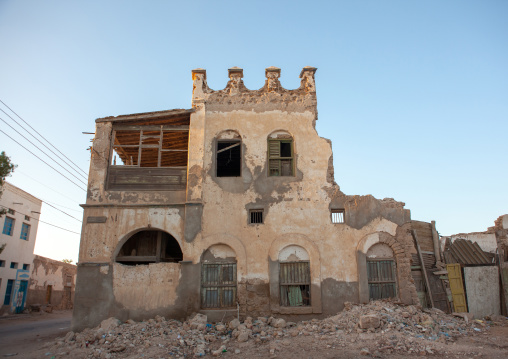 Former ottoman empire house, North-western province, Berbera, Somaliland