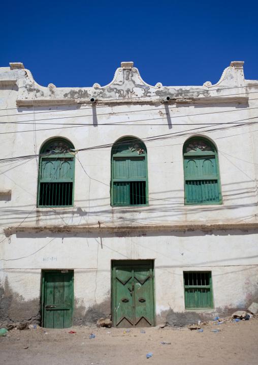 Old ottoman empire house, Berbera area, Somaliland