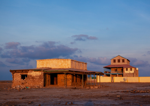 Former governor house now a police station, Awdal region, Zeila, Somaliland