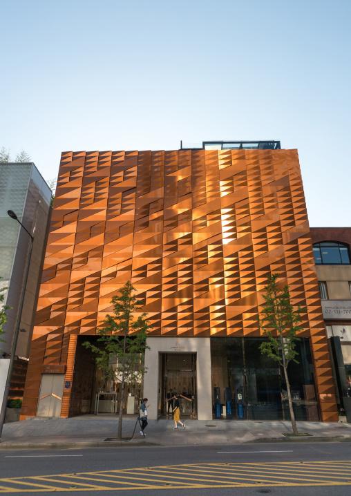 Johnnie walker building exterior, National capital area, Seoul, South korea