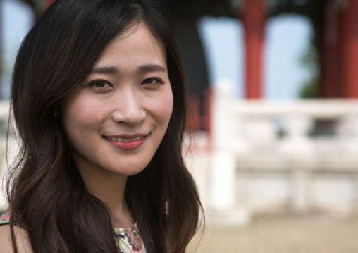 South korean woman called juyeon, Sudogwon, Paju, South korea