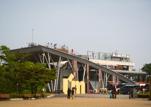 Imjingak dmz observation deck, Sudogwon, Paju, South korea
