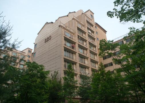 Residential apartments, National capital area, Seoul, South korea