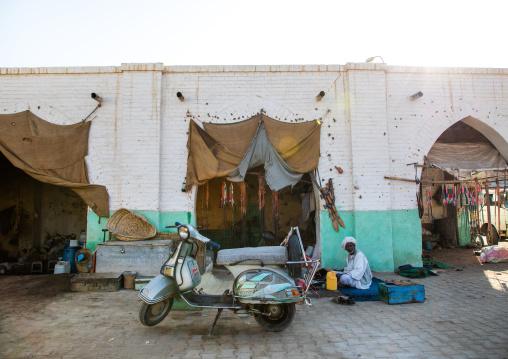 Leather market, Kassala State, Kassala, Sudan