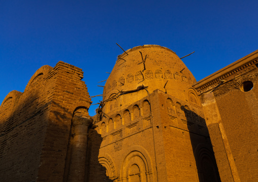 Tomb of Hassan al Mirghani at the base of the Taka mountains, Kassala State, Kassala, Sudan