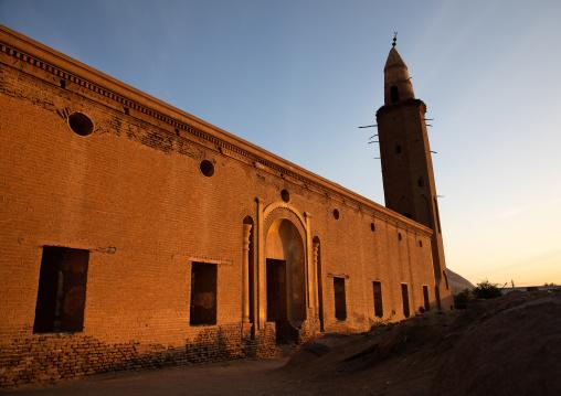 Khatmiyah mosque, Kassala State, Kassala, Sudan