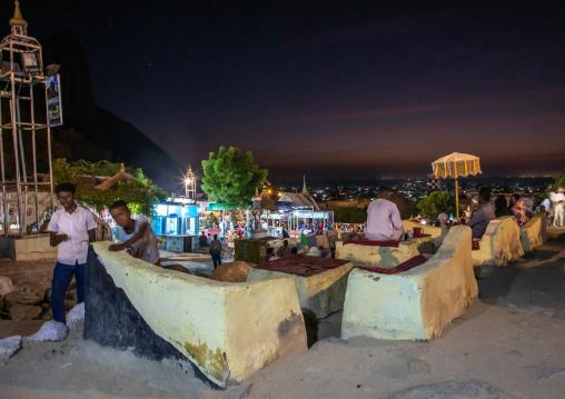 Restaurant in Taka mountain, Kassala State, Kassala, Sudan
