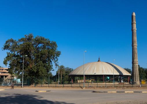 Modern mosque, Kassala State, Kassala, Sudan