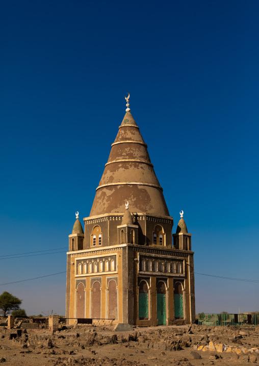 Sufi shrine, Al Jazirah, Abu Haraz, Sudan