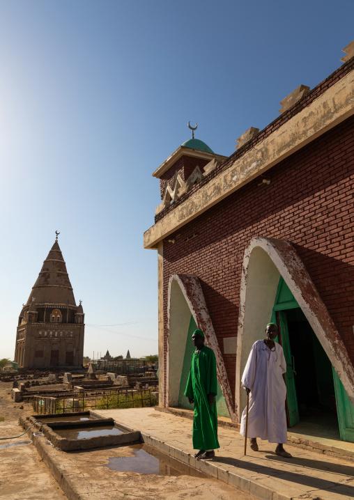 Sufi shrines, Al Jazirah, Abu Haraz, Sudan