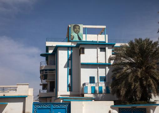 House of former president Ismail al-Azhari, Khartoum State, Khartoum, Sudan
