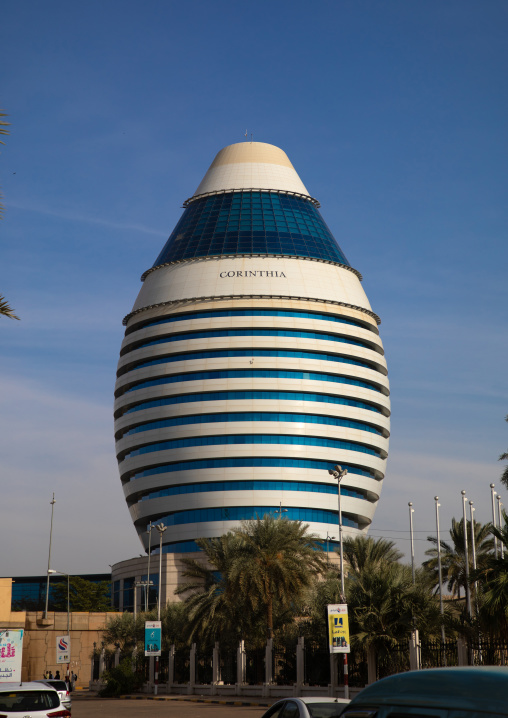 Corinthia hotel built and financed by the libyan government, Khartoum State, Khartoum, Sudan