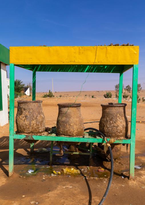 Drinking water jars, Khartoum State, Khartoum, Sudan