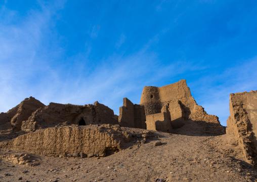 Old ottoman fort, Northern State, Al-Khandaq, Sudan