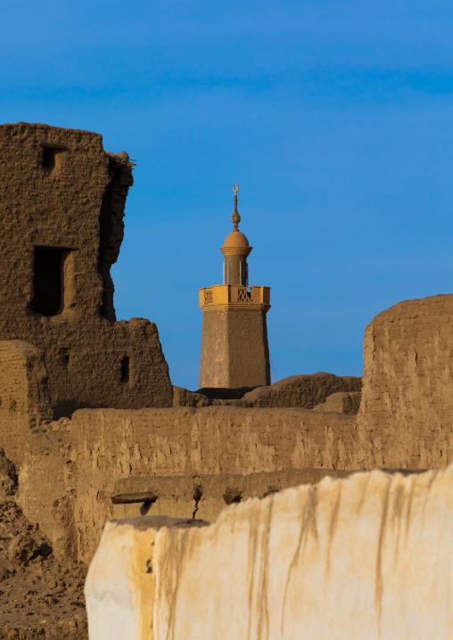 Al-Hassanab mosque, Northern State, Al-Khandaq, Sudan