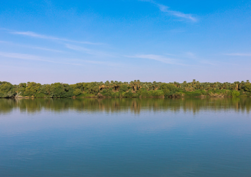 River Nile, Northern State, El-Kurru, Sudan