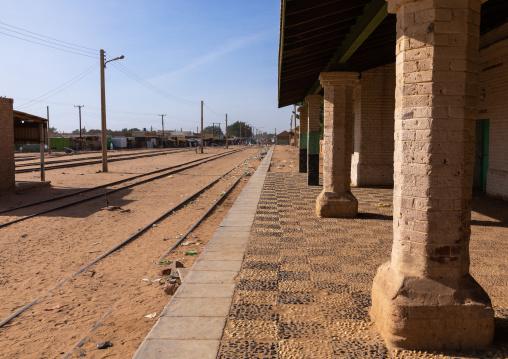 Train station, Northern State, Karima, Sudan