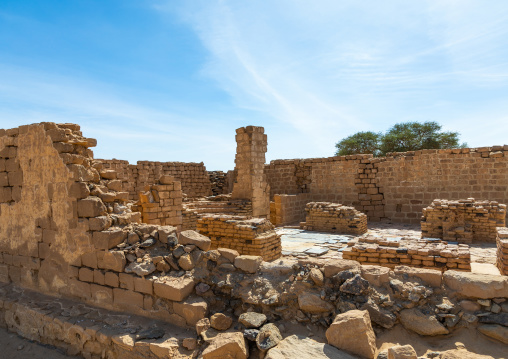 Al Ghazali christian monastery, Northern State, Wadi Abu Dom, Sudan