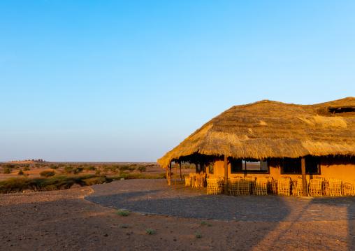 Meroe tented camp, Northern State, Meroe, Sudan